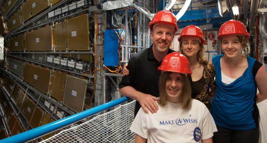 CERN Junior Fellowship in Geneva, Switzerland