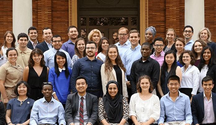 University of Pittsburgh Hesselbein Global Student Leadership Summit 2020, Pittsburgh, Pennsylvania