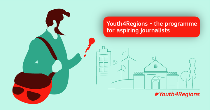 The EU Youth4Regions Programme for Aspiring Journalists