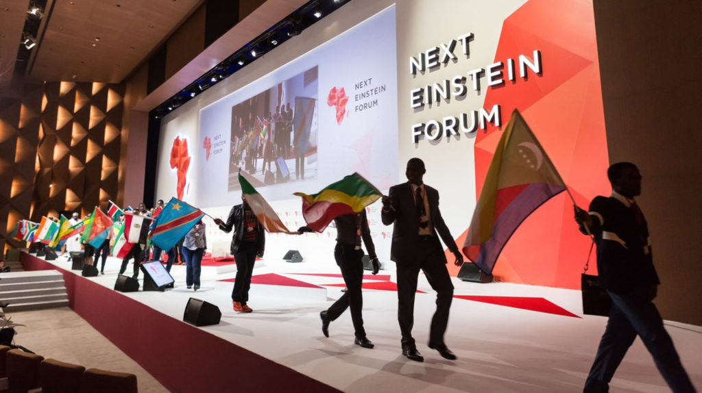 The 2022 the Einstein Forum and the Daimler and Benz Foundation