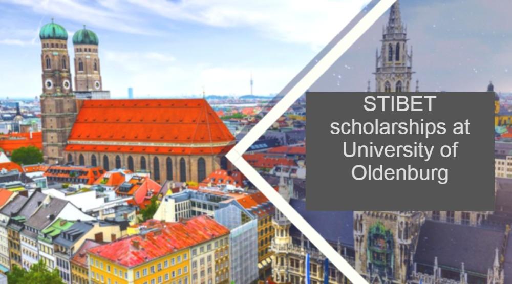 STIBET Scholarships for International Students at University of Oldenburg