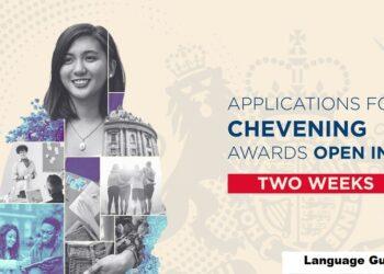 Chevening Scholarship Update on Language Requirement