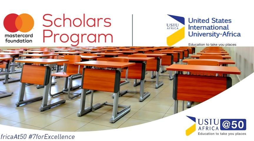 The Mastercard Foundation Scholars Program at United States International University