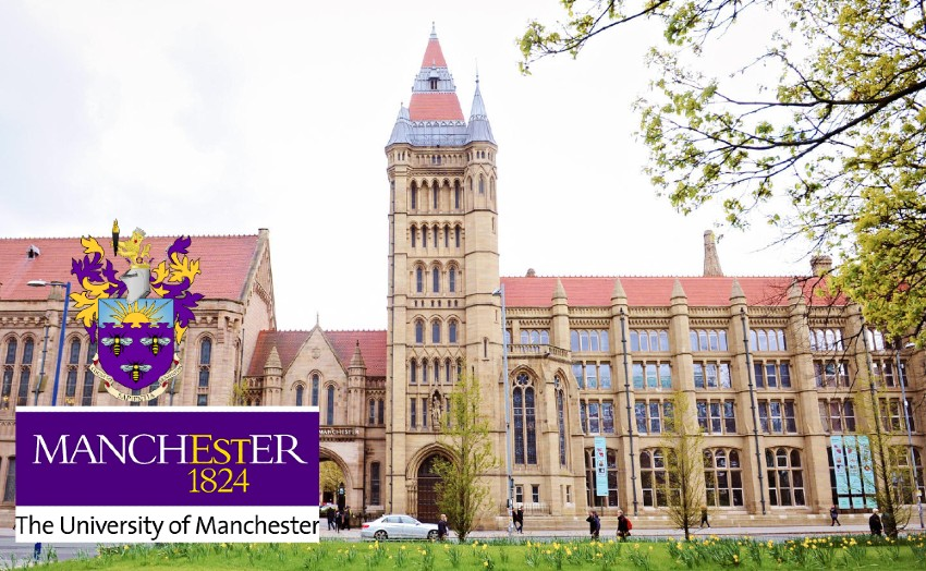 Equity and Merit Scholarships at University of Manchester