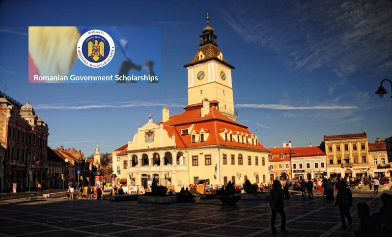 Romanian Government Scholarship by the Ministry of Economy, Energy and Business Environment