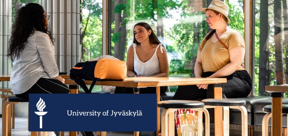 University of Jyväskylä Graduate Studies at the Faculty of IT in Finland