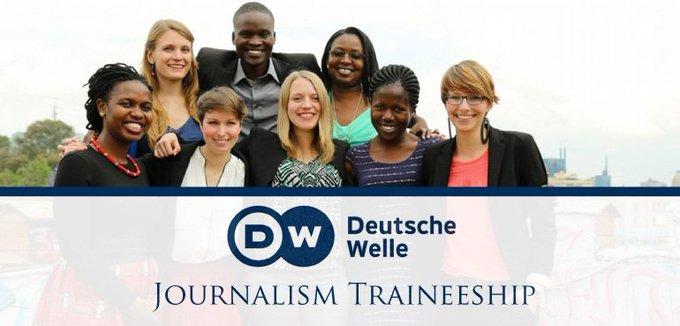 The Deutsche Welle (DW) International Journalism Traineeship 2021