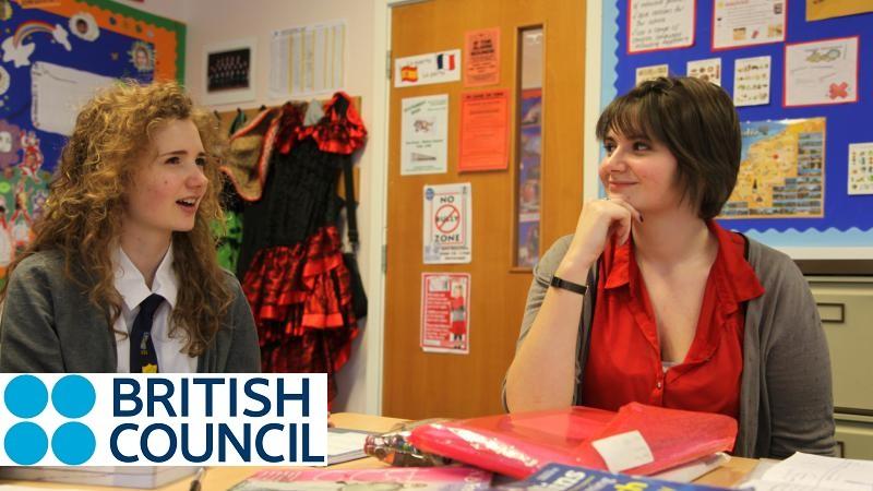 The British Council English Language Assistants (ELA) programme