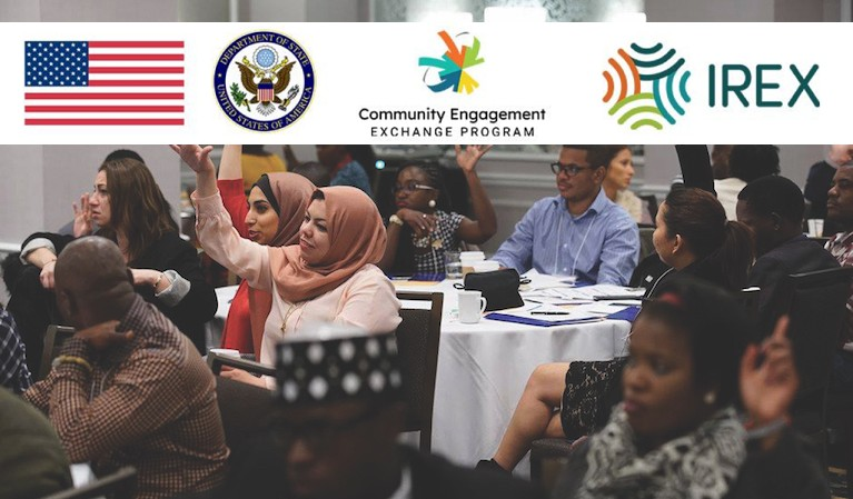 The IREX Community Engagement Exchange (CEE) Program