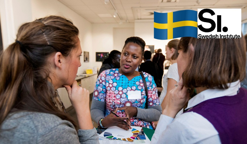 The 2021 Swedish Institute Management Programme Africa