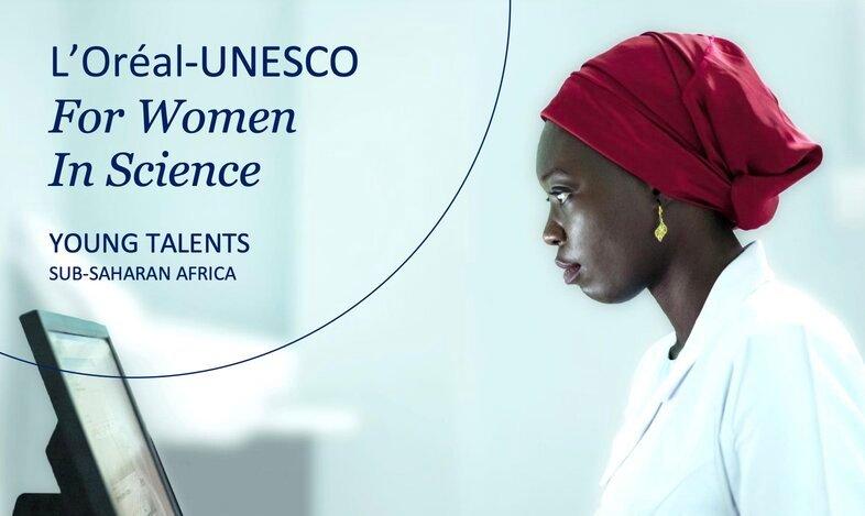 2021 L'Oréal-UNESCO For Women in Science Program
