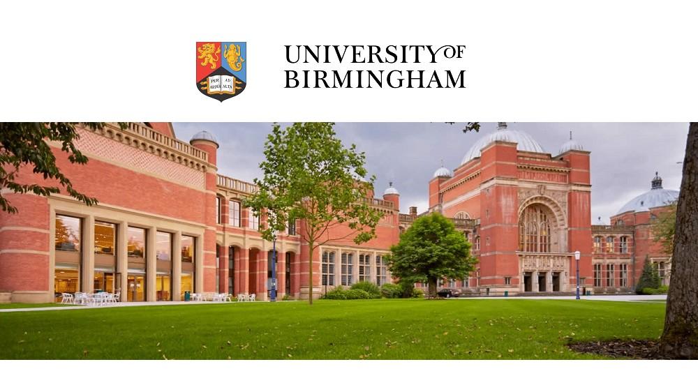 2021 University of Birmingham Global Masters Scholarships Program