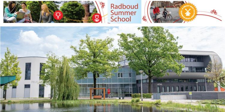 Radboud Summer School Scholarships in Netherlands
