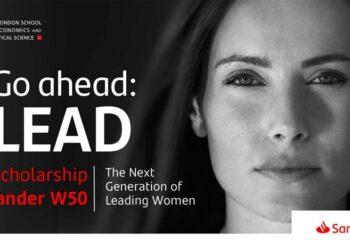 Becas Santander Women Emerging Leaders Scholarships