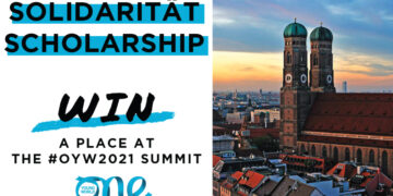 Solidarität One Young World Summit 2021 Scholarship in Munich, Germany