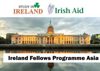The Ireland Fellows Programme Asia 2022 in Ireland