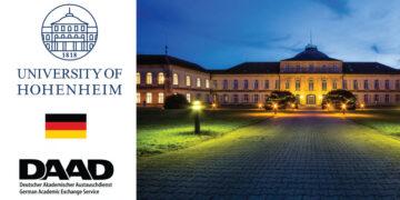 University of Hohenheim AgEcon DAAD Scholarships in Germany